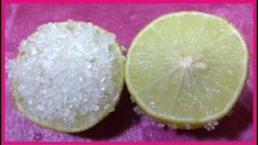 Lemon with aloe vera gel can give new life to dull skin
