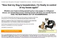Click http://petproductsonline.info/freedogpottytrainingcourse  to follow the step-by-step house training instructions and free yourself from watching your dog constantly. By getting access to our FREE online Seminars and Subscribing to our FREE Course on Dog House Training, you can have a fully housebroken dog in a few short weeks!