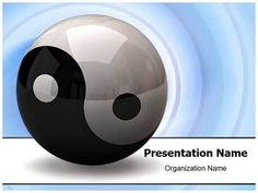 Motivation powerpoint template is one of the best powerpoint ying yang symbol powerpoint template is one of the best powerpoint templates by editabletemplates toneelgroepblik Gallery