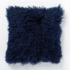 Shop lamb pillows from west elm. Find a wide selection of furniture and decor options that will suit your tastes, including a variety of lamb pillows. Couch Pillow Covers, Fur Pillow, Couch Pillows, Cushion Covers, Throw Pillows, Sofa, Navy Blue Couches, Pillow Inspiration, Design Inspiration