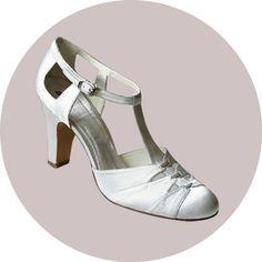 Aris Allen Vintage Shoe -/1930s Reproduction footwear / Vintage style new shoes/ Vegan shoes / Wedding Shoes