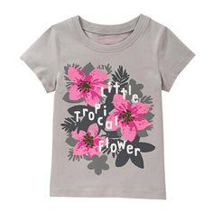 Toddler Girls' Graphic Tee