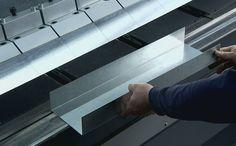 Folding machine Folding Machine, Sheet Metal Work, Types Of Welding, Inert Gas, Sheet Metal Fabrication, Work Site, Metal Welding, Bending, Good Company