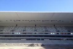 Bordeaux : les dernières images du Nouveau Stade