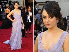 2011 Oscars: Wedding Dress Inspiration from the Red Carpet   OneWed