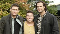 Jared and Jensen with Nate