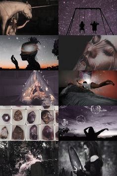 dream witch aesthetic (more here)