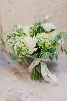 organic, green bouquet  Photography By / mademoisellefiona.com, Wedding Planning By / allianceparfete.com