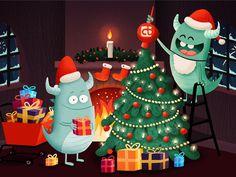 Christmas Card for MediaCT
