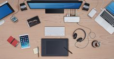 Office desk must have - Thunderbolt 2 Express Dock HD for Mac and PC