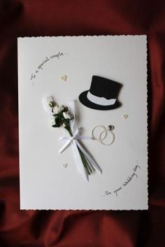 A smart wedding-card <3