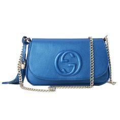 9517827f1bf Gucci Soho Multicolour Supreme Canvas Shoulder Bag 308983 Peach ...