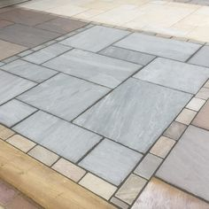19m2 Kandla Grey Sandstone 900x600 Pack - £389.99 Inc VAT & FREE DELIVERY - Cheshire Sandstone House Extension Plans, Sandstone Paving, Patio Slabs, Paving Stones, House Extensions, Natural Stones, Free Delivery, Things To Come, It Is Finished