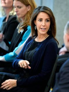 Princess Marie inaugurated a new wing of the Hospital of Southern Jutland 1/12/2015