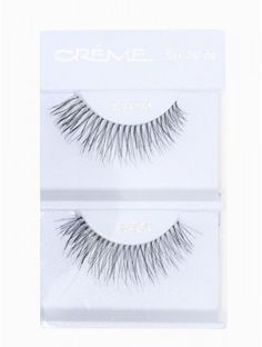 Full & Long Faux Lashes $2.99