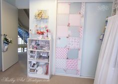 Shabby Art Boutique - craft room 2a
