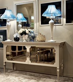 [New] The 10 Best Cheap Home Decor (in the World) Mirrored Furniture, Cabinet Furniture, Luxury Furniture, Furniture Decor, Furniture Design, Furniture Online, Unique Furniture, Muebles Living, Modern Sideboard