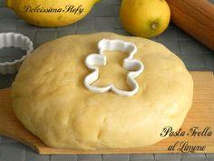 La Pasta Frolla al Limone per gustosissimi biscotti o crostate