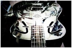 Fender resonator.