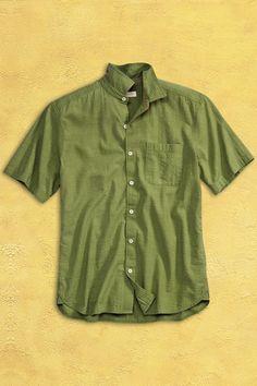 eeef289cff6 Short Sleeve Let It Breathe Seersucker Shirt