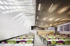 Gallery of Bruyère High School Cafeteria Refurbishment / SAM Architecture - 10