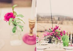 Modern rustic same-sex wedding inspiration | Photo by One Summer Day Photo | Read more - http://www.100layercake.com/blog/?p=73422