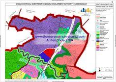 Buy land in Ambali, Dholera SIR for Hotel use, shopping mall, residential group housing, residential plotting near Dholera International Airport.