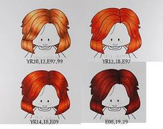 Coloring Red Hair