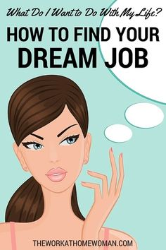 You know you want to work-at-home, but not sure what you want to do? Here's an easy way to find your dream work-at-home career.