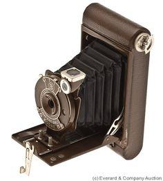 Kodak Eastman: Camp Fire Girls Kodak camera