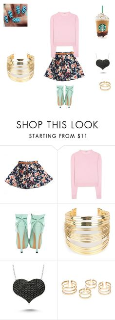 """Untitled #22"" by lilbens on Polyvore featuring Miu Miu, WithChic, Amorium, women's clothing, women, female, woman, misses and juniors"