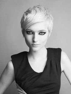 20 Pixie Cut Frisuren für Frauen | http://www.neuefrisur.com/kurzhaarfrisuren/20-pixie-cut-frisuren-fur-frauen/1819/