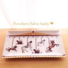 Porcelarts Salon Amity