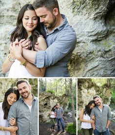 Casual summer engagement shoot outfit. #engagement #photography #engagementphotography #summerengagementphotos #summerengagement  www.cassiescamera.com