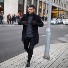 Make it simple but significant. Have a look on our blog to find more inspiration for winter looks. __________________ #kostawilliams #TMM
