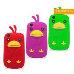 Funda Silicona Blackberry Curve 8520 Diseño Animal Case