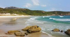 Squeaky Beach, Wilsons Promontory National Park, Victoria, Australia