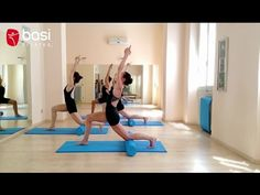 Upside-Down Pilates - Foam Roller - Lesson 60 - Full 30 Minute Pilates Workout - HD Pilates Foam Roller, Foam Roller Exercises, Pilates Video, Pilates Workout, Pilates Mat, Yoga Fitness, Fitness Tips, Roller Workout, Dance Tips