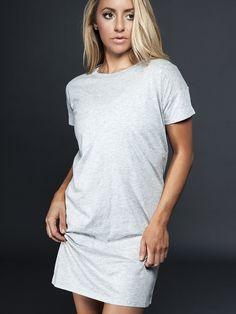 #carbon38 Modal T-Shirt Dress