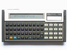 Hewlett Packard 71B