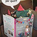 En piste! le nouveau livre de Laeti bricole!!!