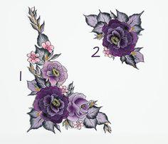 lavender collection di Floren su Etsy