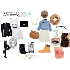 """dress in winter"" by nicola-gabcova on Polyvore"