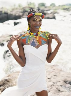 From Morocco to South Africa, Ghana to Kenya, we're celebrating the stunning & diverse bridal styles from weddings across Africa.
