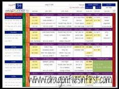 Digital weekly teacher planner. Keep all of your weekly plans in one file. Type in your basics once then add your weekly details on a sheet for each week. Lesson plan book can be printed and/or saved on your computer. 9 different color schemes to choose from - or create your own. Use the font of your choice. K-12 versions.