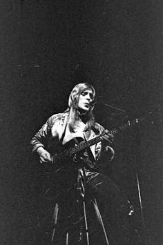 Mick Ronson The Spiders from Mars