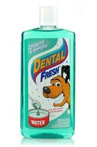 Dog Bad Breath Remedy: Doggie Mouthwash (A Drinking Water Additive) Worked For Us! by @FunDogs The Fun Times Guide to Dogs