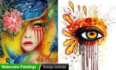 Image result for colorful paintings