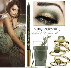 Eye of Horus Sultry Serpentine pencil