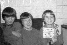 noel, paul, and liam gallagher of oasis Noel Gallagher Kids, Liam Gallagher Oasis, Liam Oasis, Oasis Music, Oasis Band, Liam And Noel, Britpop, Rockn Roll, Wonderwall